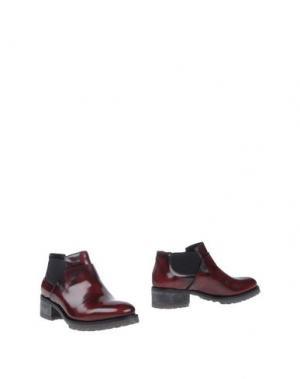 Ботинки BAGATT. Цвет: кирпично-красный