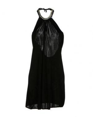 Короткое платье ADELE FADO QUEEN. Цвет: черный