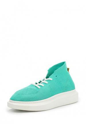 Ботинки Modelle. Цвет: мятный