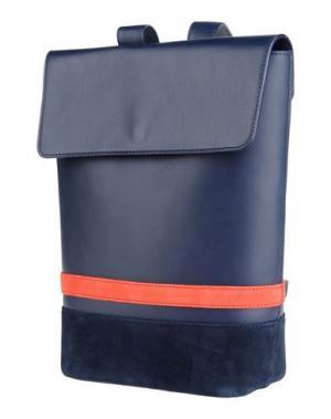 Рюкзаки и сумки на пояс MOTHER OF PEARL. Цвет: темно-синий