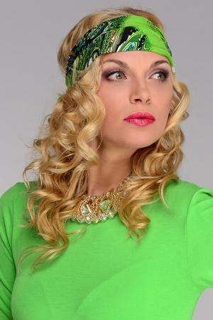 Повязка LakMiss. Цвет: зеленый