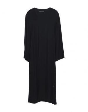 Легкое пальто 5PREVIEW. Цвет: черный
