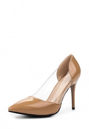 Туфли Gene. Цвет: коричневый