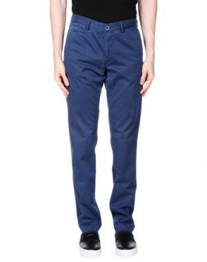 Повседневные брюки JAGGY. Цвет: пастельно-синий
