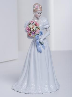 Фигурка Невеста Pavone. Цвет: голубой