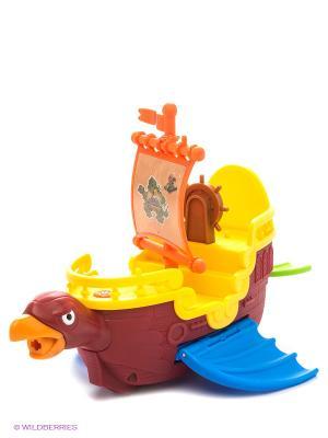 Корабль Парящий фрегат Jake & the Neverland Pirates. Цвет: коричневый