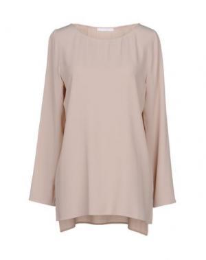 Блузка CARLA G.. Цвет: бежевый