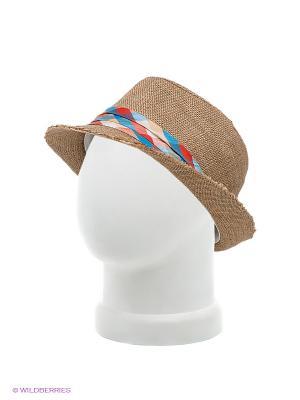 Шляпа Imojo. Цвет: бежевый