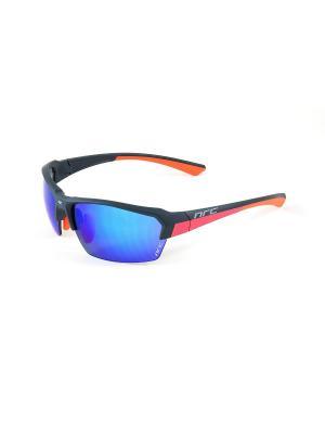 Солнцезащитные очки NRC. Цвет: синий