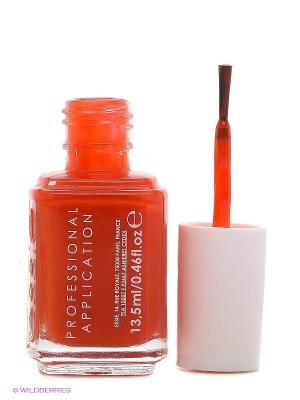 Лак для ногтей 755 НАЙДИ МЕНЯ НА ЗАКАТЕ MEET ME AT SUNSET Essie Professional. Цвет: оранжевый