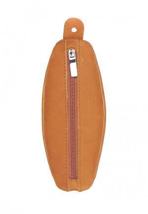 Ключница D.Angeny. Цвет: оранжевый