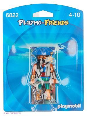 Друзья: Пираты Карибского моря Playmobil. Цвет: коричневый, синий