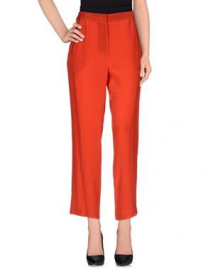 Повседневные брюки ...À_LA_FOIS.... Цвет: красный
