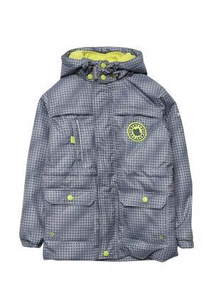 Куртка утепленная Premont. Цвет: серый