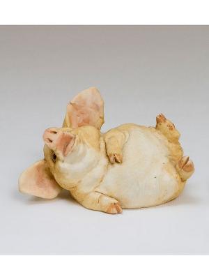 Фигура мал. Свинья Неваляшка Sealmark. Цвет: бледно-розовый