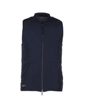 Куртка THE QUIET LIFE. Цвет: темно-синий