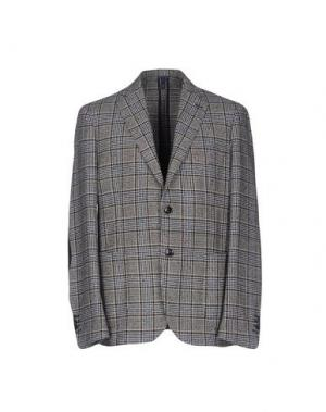 Пиджак DOMENICO TAGLIENTE. Цвет: серый