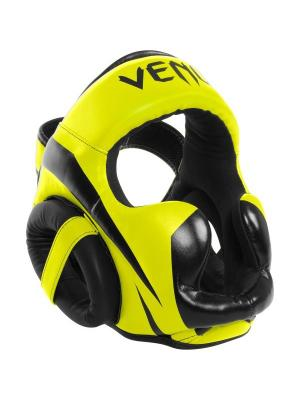 Шлем боксерский Venum Elite Neo Yellow. Цвет: желтый