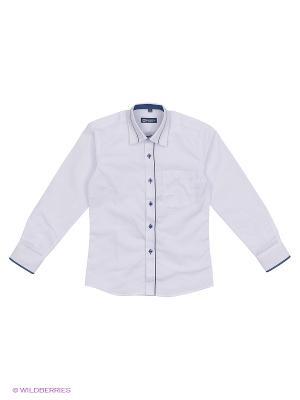 Рубашка Brostem. Цвет: белый