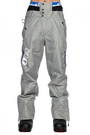 Штаны сноубордические  Bioceramic Profile 2 Pant Grey Picture Organic. Цвет: серый