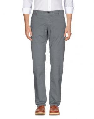 Повседневные брюки AR AND J. Цвет: небесно-голубой
