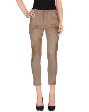 Повседневные брюки 2W2M. Цвет: кирпично-красный
