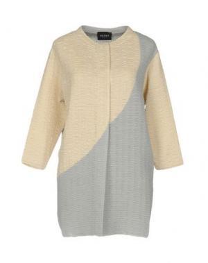 Легкое пальто NEERA. Цвет: серый
