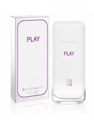 Play lady GIVENCHY. Цвет: белый, красный