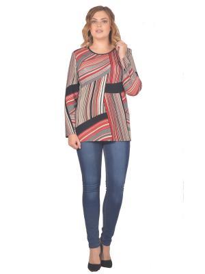 Кофточка Томилочка Мода ТМ. Цвет: черный, красный, серый