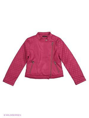 Куртка Sisley Young. Цвет: бежевый, белый, темно-серый, темно-бежевый