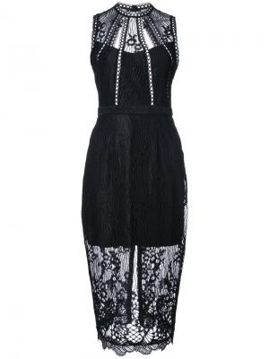 Платье Oralie Alexis. Цвет: чёрный