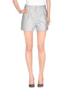 Повседневные шорты MORGAN DE TOI. Цвет: светло-серый