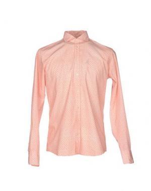 Pубашка MAESTRAMI. Цвет: оранжевый