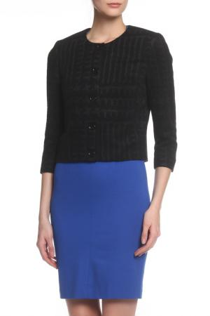 Пиджак Cinzia Rocca. Цвет: черный