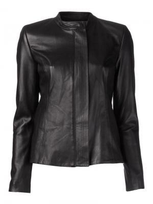 Куртки Ødd.. Цвет: чёрный