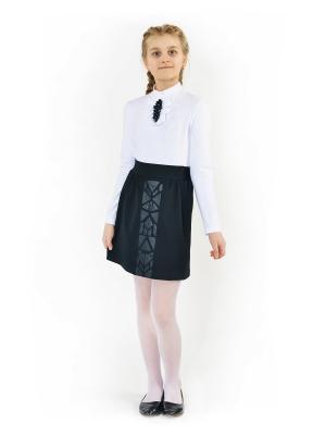 Водолазка Enfant sage. Цвет: белый