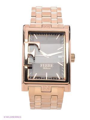 Часы Ferre Milano. Цвет: розовый