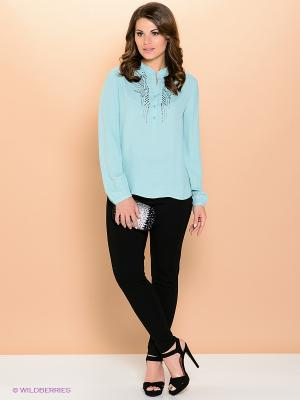 Блузка Betty Barclay. Цвет: голубой