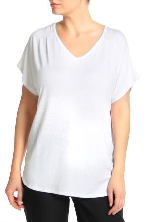 Блузка Ikiler. Цвет: белый