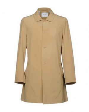 Легкое пальто AMERICAN VINTAGE. Цвет: песочный