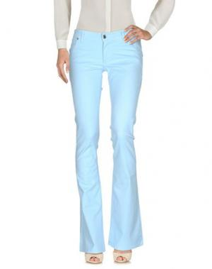Повседневные брюки ANNARITA N.. Цвет: небесно-голубой
