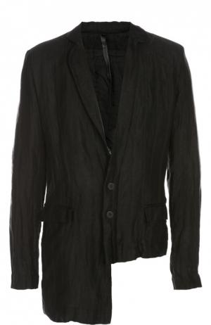 Пиджак Barbara I Gongini. Цвет: черный