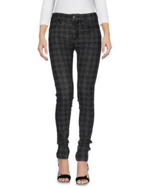 Джинсовые брюки SANDRO. Цвет: черный