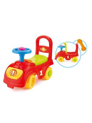 Мой первый автомобиль-каталка красный Dolu.. Цвет: красный