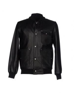 Куртка OMC. Цвет: черный