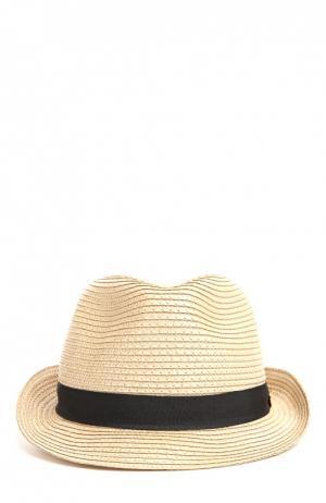 Шляпа Melissa Odabash. Цвет: бежевый