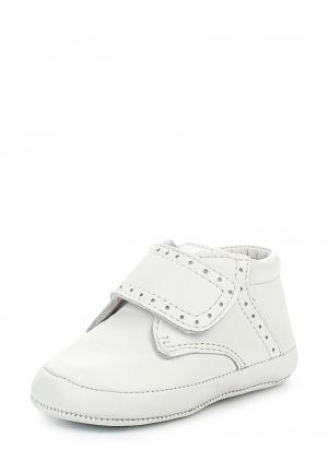 Ботинки Chicco. Цвет: белый