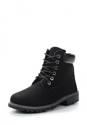 Ботинки Bellamica. Цвет: черный
