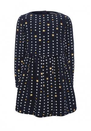 Платье Tommy Hilfiger. Цвет: синий