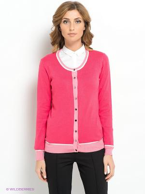 Кардиган Vis-a-vis. Цвет: розовый